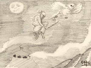 Cuento de bruxas (publicado el 30 de agosto de 2005)