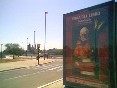 Feria del Libro de Zaragoza: aventuras y desventuras de una inauguración