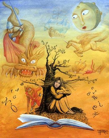 I Otoño Töckland de Ilustración de Fomento de la Lectura