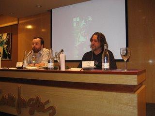 Asi fue la presentación de la editorial Tusitala