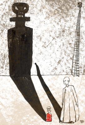 Ilustraciones en El Cronista