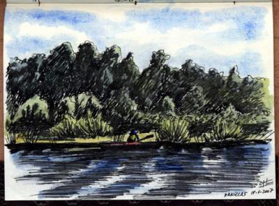 Apuntes y divagaciones junto al río