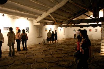 Imagen de una exposición